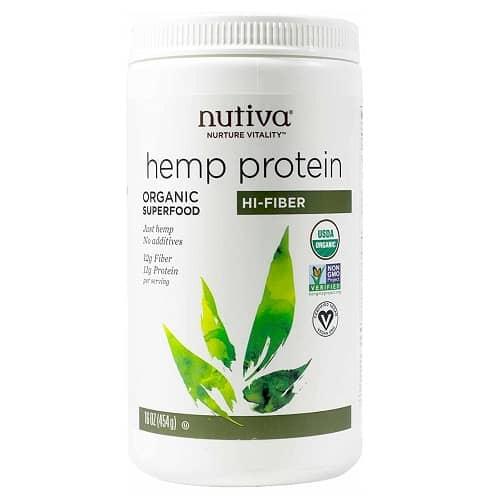 Nutiva Organic Hemp Protein Powder | Amazon
