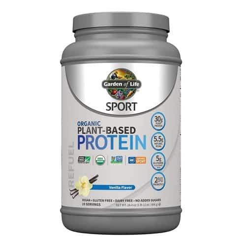 Garden of Life Sport Organic Plant Protein