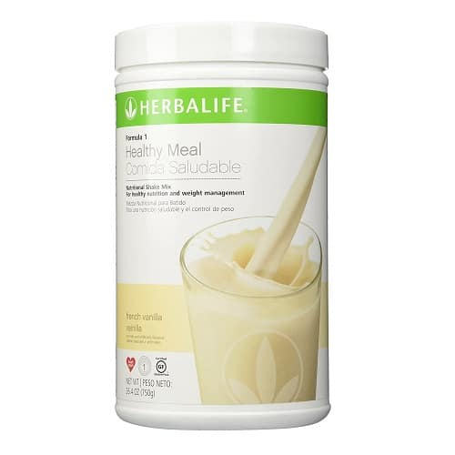 Go With: Herbalife Shake Mix