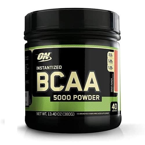 Optimum Nutrition BCAA Powder