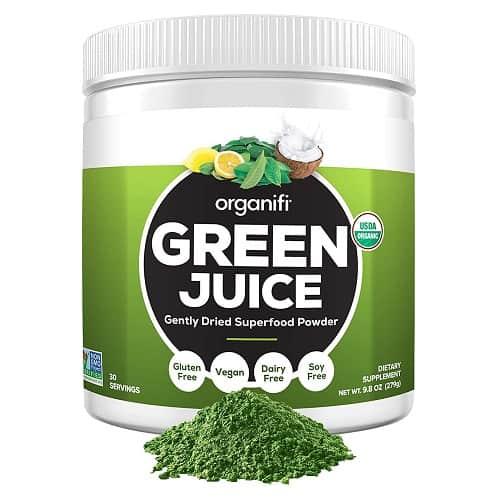 Organifi Green Juice Organic Superfood | Amazon