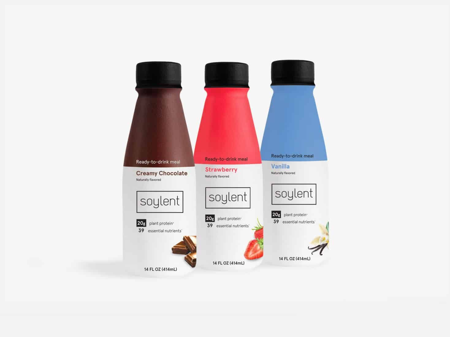 Why try Soylent's drinks? | Soylent