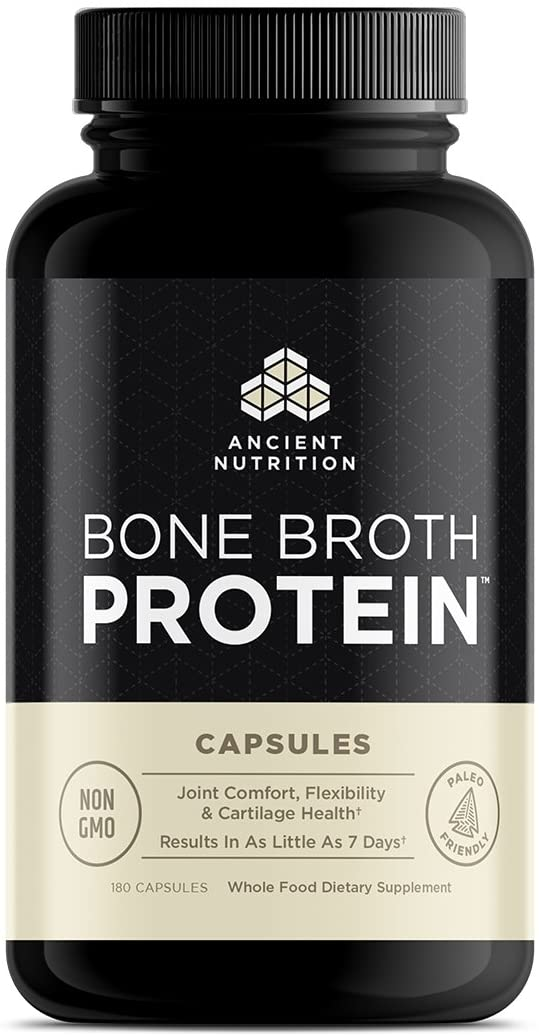 Ancient Nutrition Bone Broth Protein Capsules