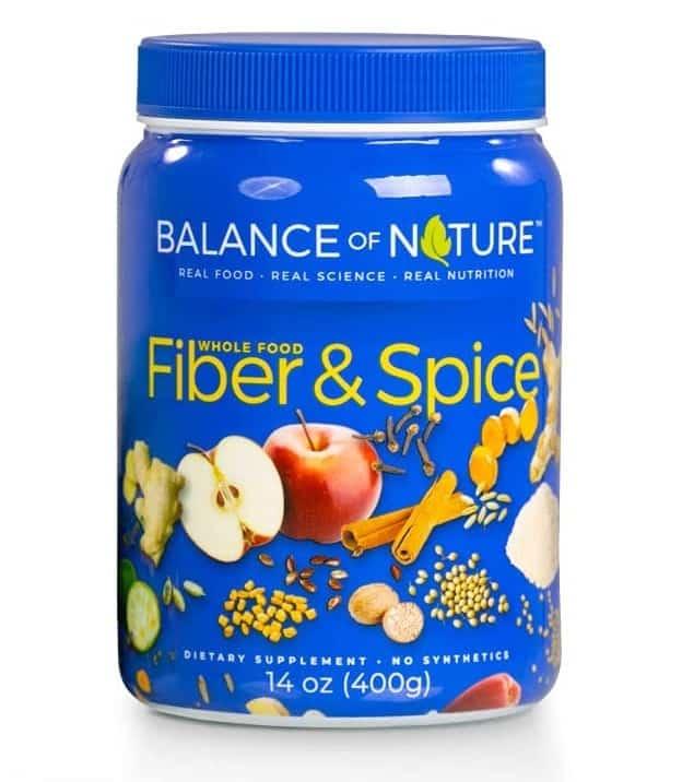 Fiber & Spice | Balance of Nature