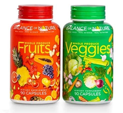 Fruits & Veggies | Balance of Nature