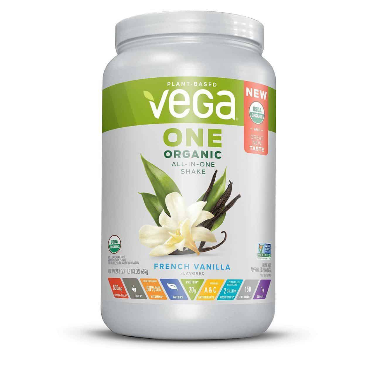 Vega One Organic All-in-One Shake | MyVega