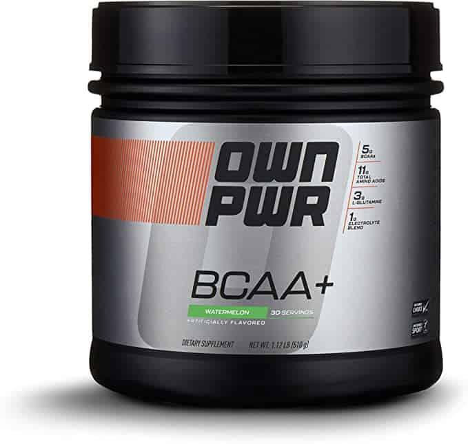 Own Pwr BCAA+ Powder, Watermelon | Amazon